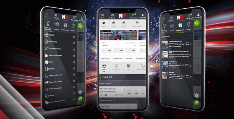 juega con la netbet app y diviértete haciendo tus apuestas deportivas perú donde quieras